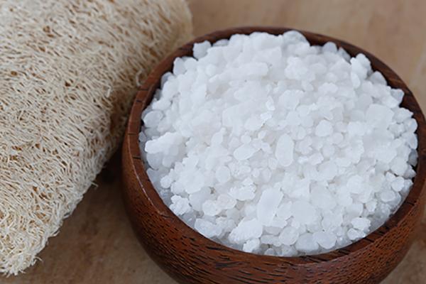 Using Sea Salt