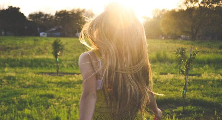 The Best Way to Prevent Hair Damage Naturally